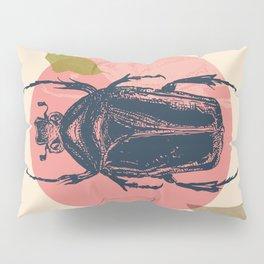 Blue Beetle Pillow Sham