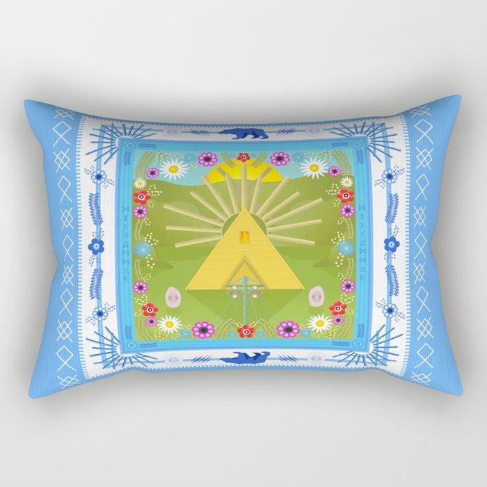 MIDSOMM∆R Rectangular Pillow