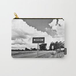 The Road to Wisdom Carry-All Pouch