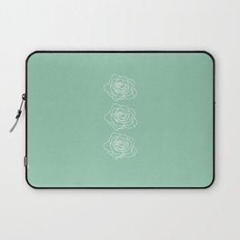 Rose Vert Claire Laptop Sleeve