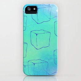 Ice Cube Chill iPhone Case