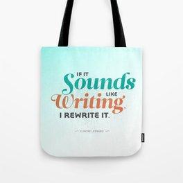 Rewrite Tote Bag
