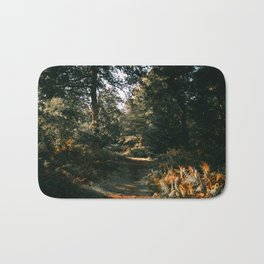Autumnal Atmosphere Bath Mat