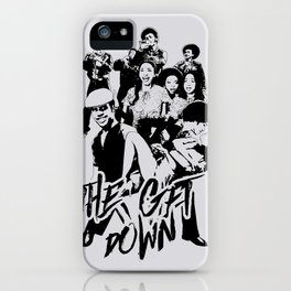 get down on it iPhone Case