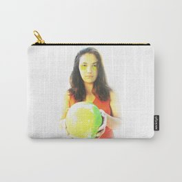 """Eve and Earth"" Carry-All Pouch"