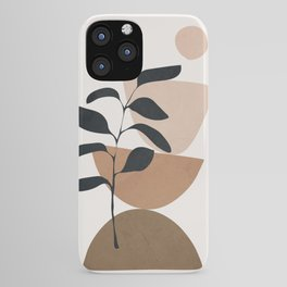 Minimal Shapes No.55 iPhone Case