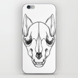 Wolf of the Dead iPhone Skin
