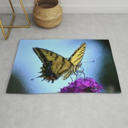 Butterfly (Synhetextureus) Rug