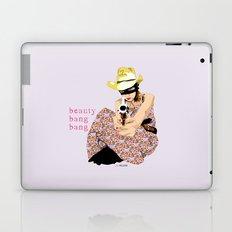 Beauty Bang Bang Laptop & iPad Skin