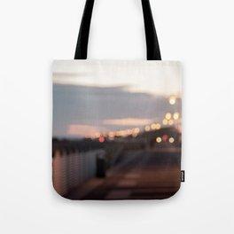 January Dazzler Tote Bag