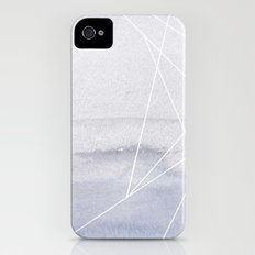 Water and Color 5 Slim Case iPhone (4, 4s)