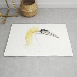 Northern gannet Rug