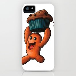 Marvin Muffin Monster iPhone Case