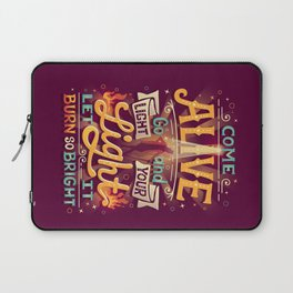 Come Alive Laptop Sleeve