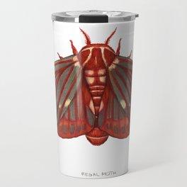 Regal Moth Travel Mug