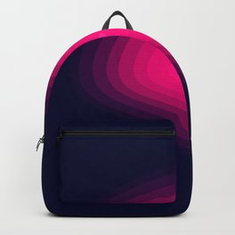 Pink glow Backpack