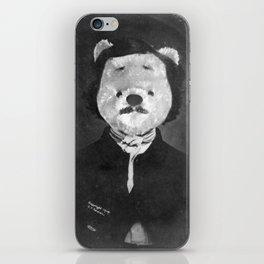 Edgar Allan Pooh iPhone Skin