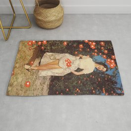 The Orchard Of Me - Insta likes Rug