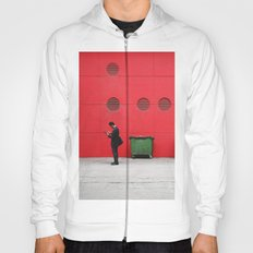 Red Hong Kong Hoody
