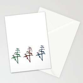 resident evil herbs plants Stationery Cards