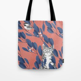 in the wild // repeat pattern Tote Bag