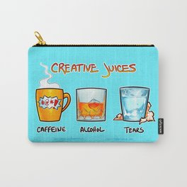 Creative Juices Carry-All Pouch