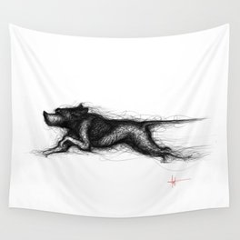 English Pointer Wall Tapestry