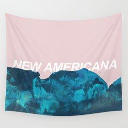 nuevo america Wall Tapestry