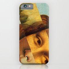 Botticelli's Venus and Mona Lisa iPhone 6s Slim Case