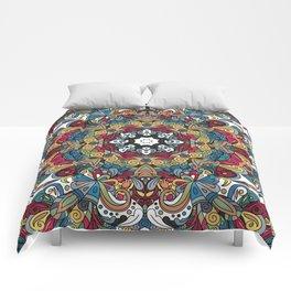 Boho Geometric Pattern 22 Comforters