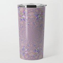 Mandala Purple Haze Travel Mug