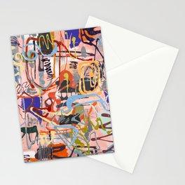 Shamanic Painting 02 Stationery Cards