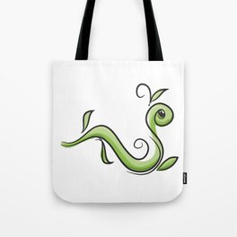 GreenWorm Tote Bag