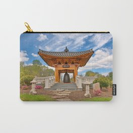 Korean Bell Garden Carry-All Pouch