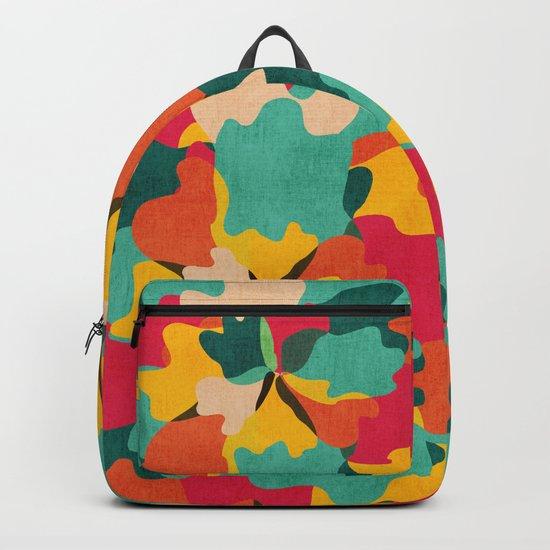 Aloha Camo Backpack