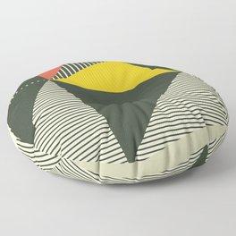 Bauhaus Floor Pillow