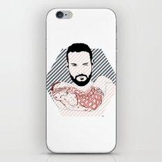 Beard02 iPhone & iPod Skin