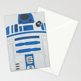 R2D2 Drone Stationery Cards