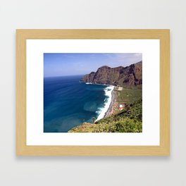 La Gomera Framed Art Print