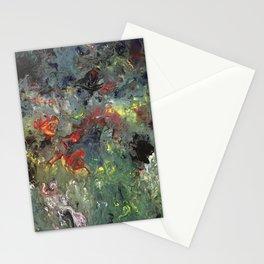 Dark Transition Stationery Cards