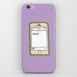 love galore iPhone Skin