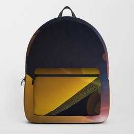 The dawn of Cubism Backpack