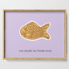 Taiyaki Serving Tray