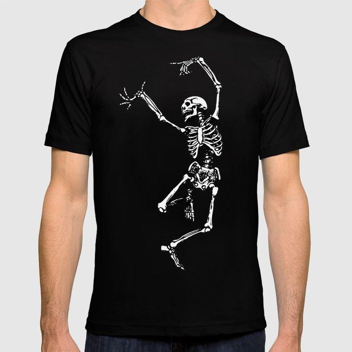 DANCING SKULL T-shirt
