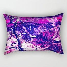 Savage Grandeur-purple Rectangular Pillow