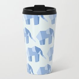 E is for Elephant  Travel Mug