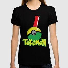 Tokemon GO T-shirt