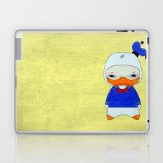 A Boy - Donald Duck Laptop & iPad Skin