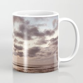 Clouds On The Water Coffee Mug
