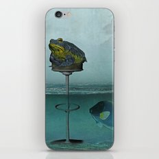 Toadstool Obviously iPhone & iPod Skin